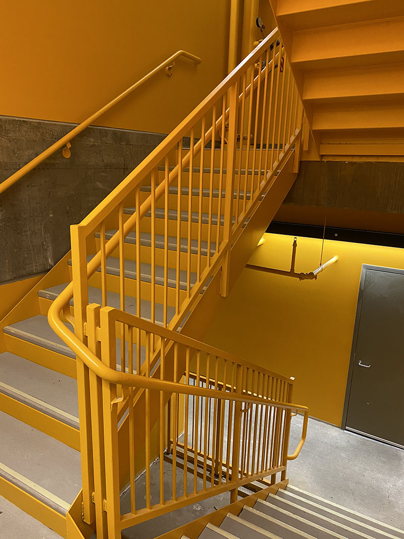 Stair Treads for building stairs.